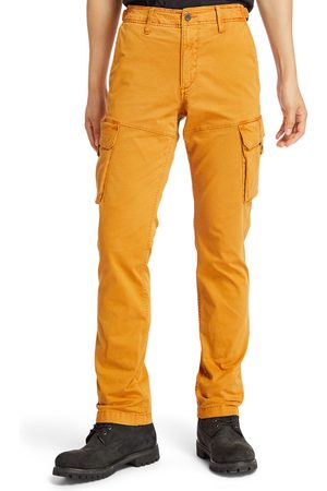 Timberland Squam lake twill cargo trousers for men in , size 28 34