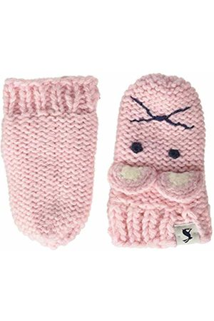 Joules Baby Girls' Chummy Mittens Pale Mouse Plpnkmouse)