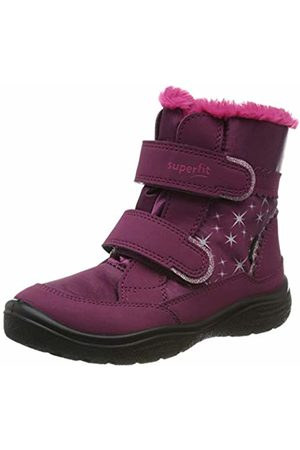 Superfit Girls' Crystal Snow Boots