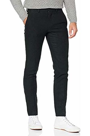Selected Homme NOS Men's Slhslim-myloiver TRS B Noos Suit Trousers, Dark