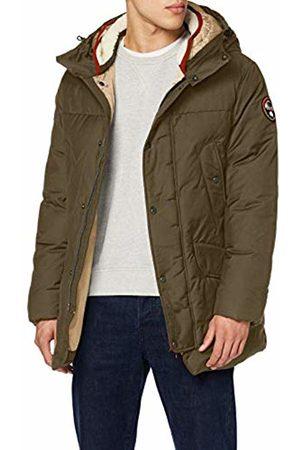 Napapijri Men's AVIO Jacket, ( Forest 2 GE3)