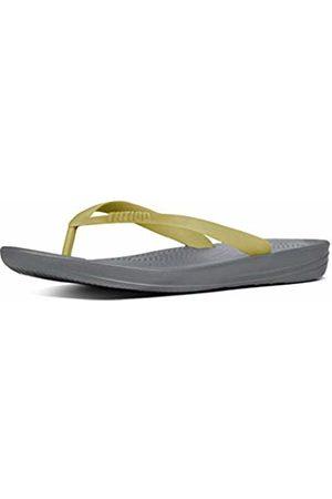 FitFlop Iqushion Ergonomic Flip-Flops, Men Open Toe Sandals