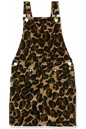 Scotch&Soda Girl's Corduroy Dungaree Dress Combo L 591