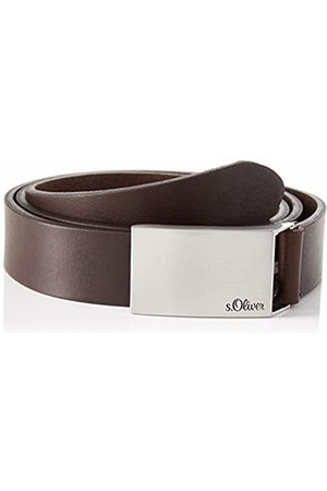 s.Oliver Men's 98.899.95.3817 Belt, 8885)