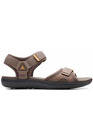 Clarks Men's Step Beat Sun Closed Toe Sandals,