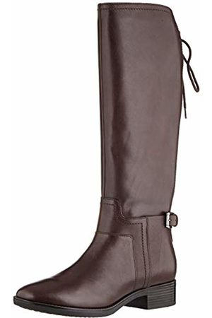 Women's D Felicity B High Boots, (Coffee C6009)