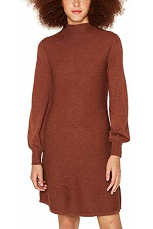 Esprit Women's 099cc1e031 Dress, (Rust 5 224)