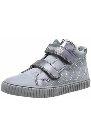 Pablosky Girls' 959130 Low-Top Sneakers, Gris