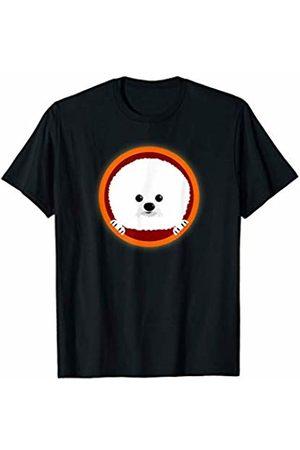 ToonTyphoon Funny Coat of Arms Bichon Frise T-Shirt