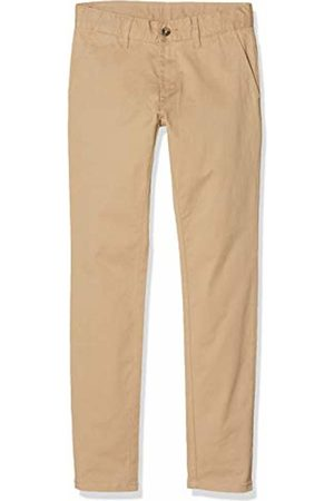 Hackett Boy's Slim Chino Trouser, Brown (Sand 847))