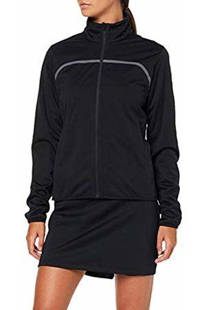 Nike Women's's W Nk Rpl JKT Fz Track Jacket (Negro 010) Medium