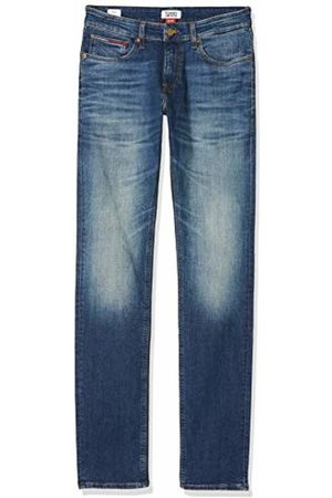 Tommy Hilfiger Men's Slim Scanton Dktm Straight Jeans