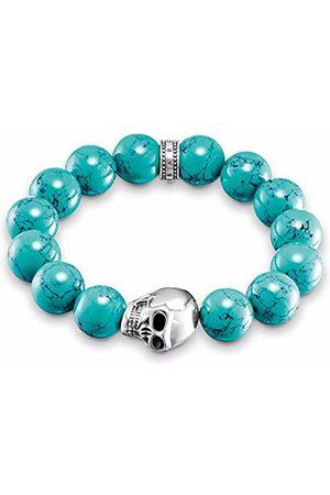 Thomas Sabo Men 925 Silver Turquoise Turquoise