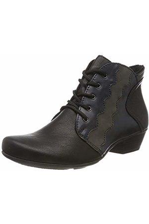 Rieker Women's Herbst/Winter Ankle Boots, Navy/Smoke/Schwarz 00