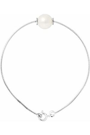Pearls & Colors Women Chain Necklace - AM19-BRACAG-169-R9-WH