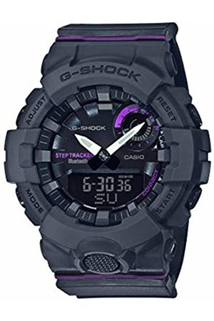 Casio Unisex Adult Analogue-Digital Watch with Resin Strap GMA-B800-8AER