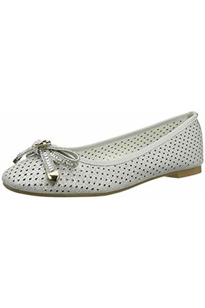Laura Biagiotti Women's Cindy Closed Toe Ballet Flats, ( 10)