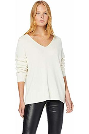 HUGO BOSS Women's Wennelly Jumper, (Open 118)