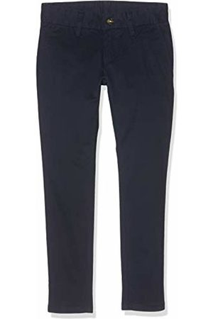 Hackett Boy's Slim Chino Trouser (Navy 595) 164 (size: 13-14 Years)