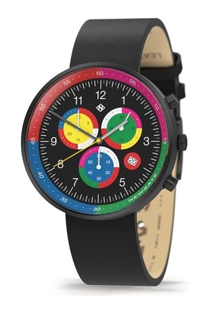 Newgate G6 Shanghai - Mens Chronograph Watch - Contemporary Multicolour