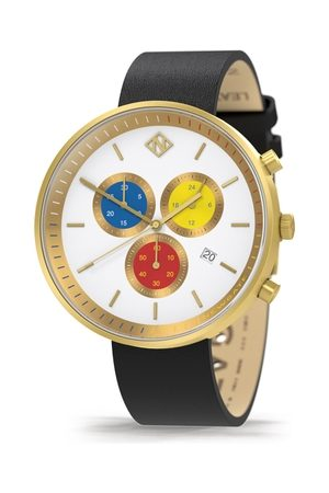 Newgate G6s Goldie - Womens Chronograph Watch - Multicolour
