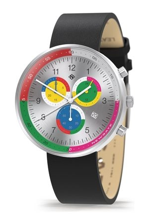 Newgate G6 Geneva - Mens Chronograph Watch - Contemporary Multicolour