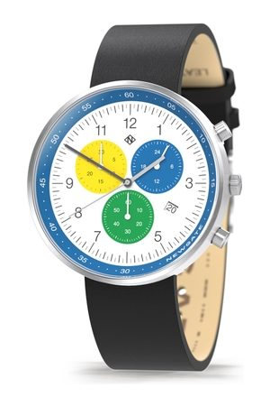 Newgate G6 Oxford - Mens Chronograph Watch - Contemporary Multicolour