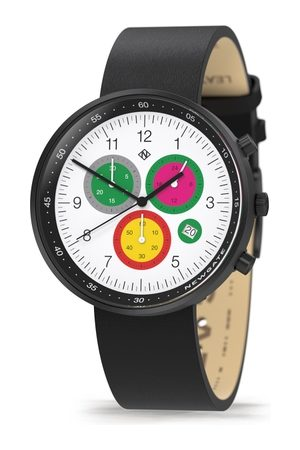 Newgate G6 Tokyo - Mens Chronograph Watch - Contemporary Multicolour