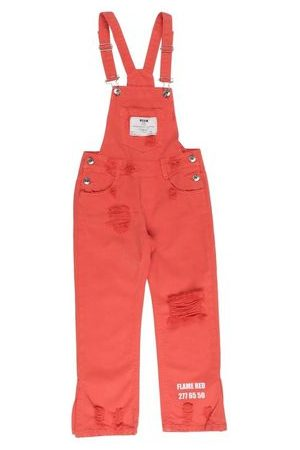 Msgm DUNGAREES - Dungarees