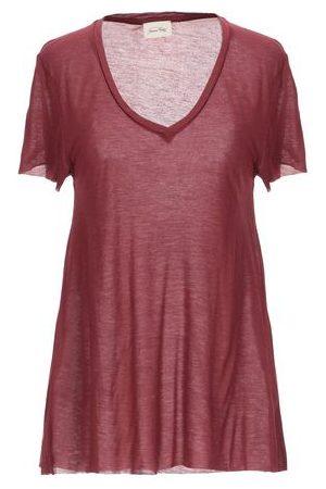 American Vintage Women Short Sleeve - TOPWEAR - T-shirts