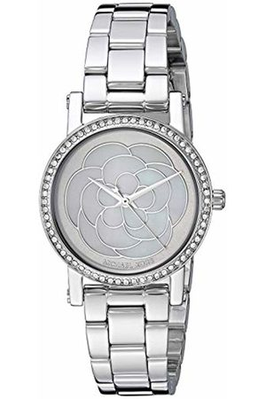 Michael Kors Womens Analogue Quartz Watch with Stainless Steel Strap MK3891