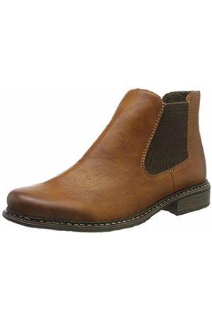 Rieker Women's Z4994-24 Chelsea Boots, (Cayenne/ 24)