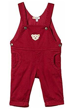 Steiff Baby Girls' Latzhose Dungarees, (Beet 4010)