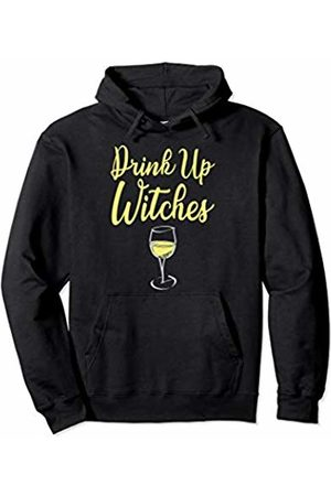 Halloween Costumes For Women Funny Witch Shirts Halloween Costumes For Women Funny Witch Drink Up Witches Pullover Hoodie