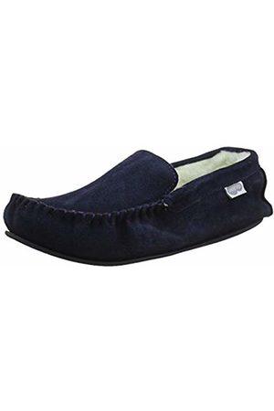 Snugrugs Men's Hugo Low-Top Slippers, Navy
