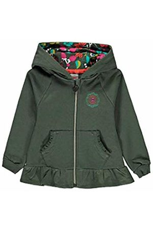 Kanz Girls' Sweatjacke 1/1 Arm m. Kapuze Track Jacket|