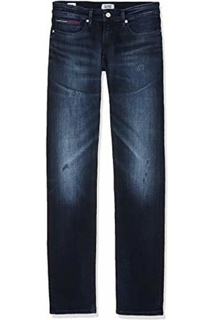 Tommy Hilfiger Men's Slim Scanton Dyjnd Straight Jeans
