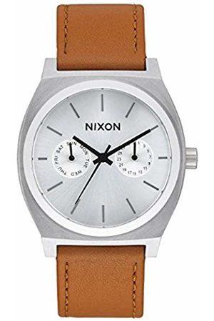 Nixon Unisex Watch Analogue Quartz Leather A9272310