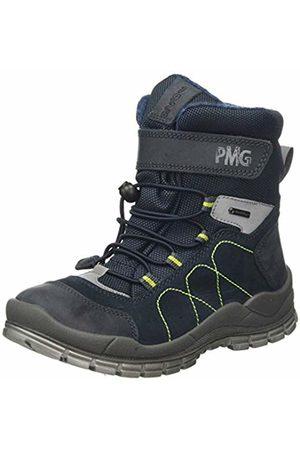 Primigi Boys' Phh Gore-tex 43951 Snow Boots, Sc/Navy/Blu 4395111