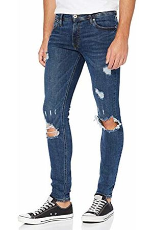 Jack & Jones NOS Men's Jjitom Jjoriginal Am 849 Noos Skinny Jeans, Denim