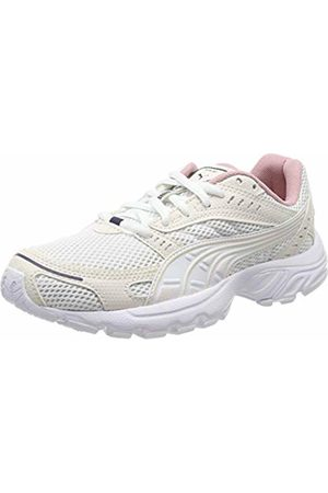 Puma Unisex Adults' Axis Trainers, -Pastel Parchment-Peacoat-Bridal Rose 08