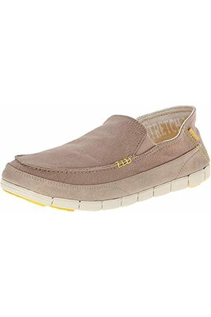 Crocs Stretch Sole, Men's Moccasin Loafers, Tumbleweed/Stucco