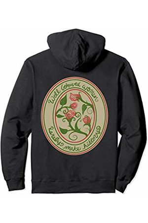 SnuggBubb Well behaved women rarely history Pullover Hoodie
