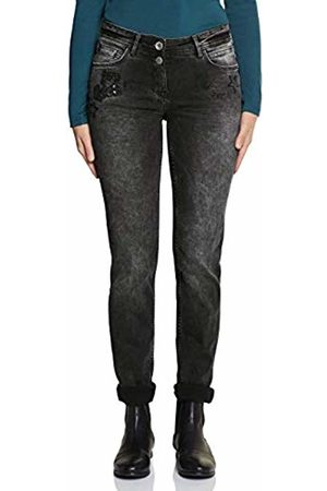Cecil Women's 372446 Charlize Slim Jeans, ( Used wash 20234)