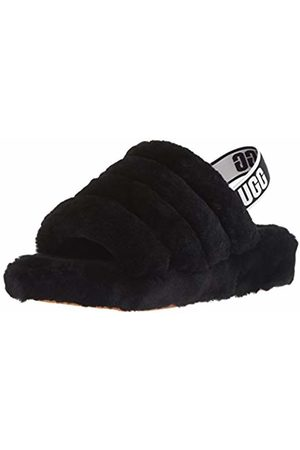 UGG Women's W Fluff Yeah Slide Open Back Slippers