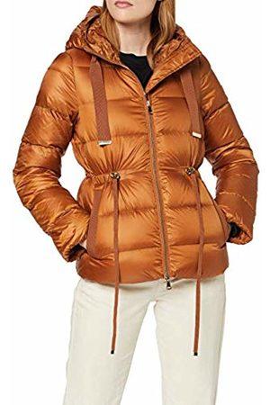 Rich & Royal Women's Short Down Jacket (Ginger 248)