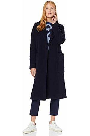 HUGO BOSS Women's Ocashmy Coat, (Open 466)