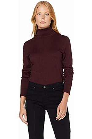 HUGO BOSS Women's Iddinias Jumper, (Dark 609)