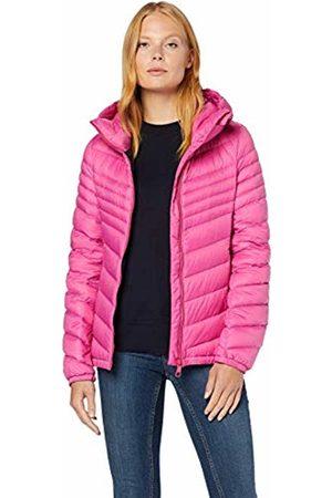 HUGO BOSS Women's Ofavour Jacket, (Bright 672)