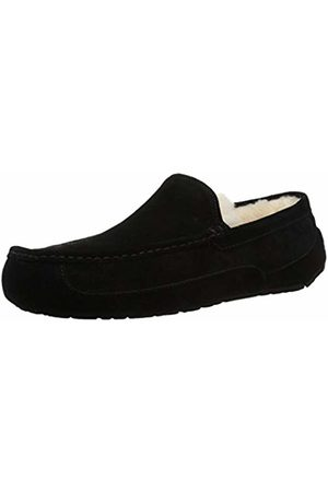 UGG Men's M Ascot Low-Top Slippers, ( Blk)